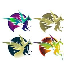 fantasy vector image vector image
