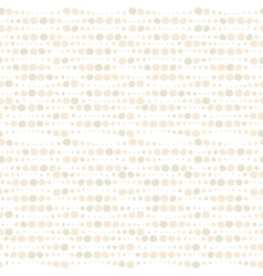 nude circle seamless pattern vector image vector image