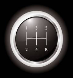 Gear shift vector