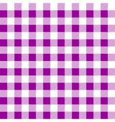 picnic tablecloth vector image