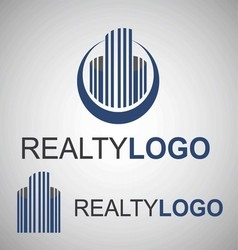 Realty logo 4 2 vector