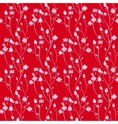 Japanese traditional pattern vector image vector image