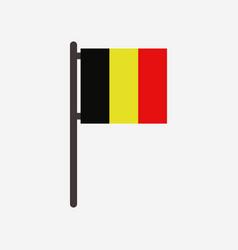 Belgian flag vector