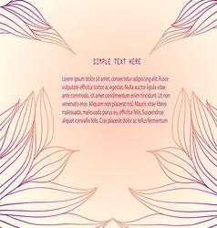 purpleabctrgrad vector image vector image