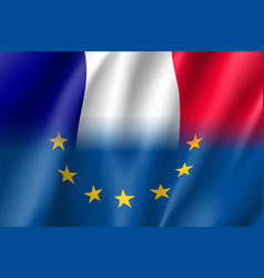 Symbol france is eu member vector
