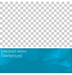 Abstract geometrical background the template vector