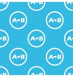 A to b sign pattern vector