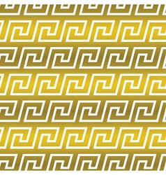Seamless background with ethnic greek pattern vector