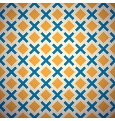 Retro kid seamless pattern endless texture vector