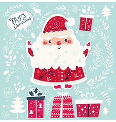 Christmas vector image vector image