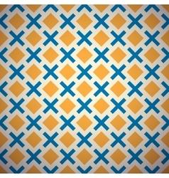 Retro kid seamless pattern endless texture vector