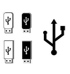 Usb set vector