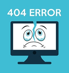 404 error vector