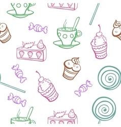 SweetPattern4 vector image