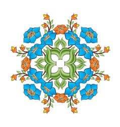 Ottoman motifs design series with forty seven vector