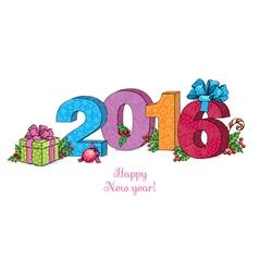 2016 gift vector