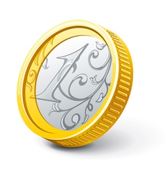 coin vector image
