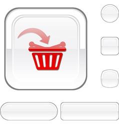 Buy white button vector