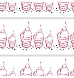 SweetPattern2 vector image