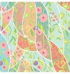 Seamless fresh pattern pattern vector image