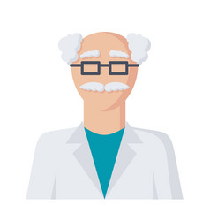 scientist icon vector image