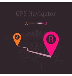 Navigator vector