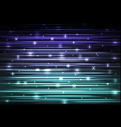 Speed laser sparkling technology background vector