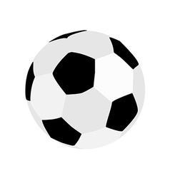 Football ball vector
