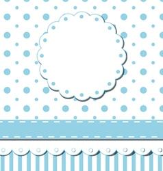 scrap card vector image