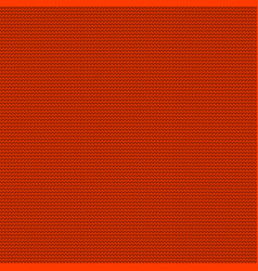 Knitted perfect seamless pattern eps 10 vector