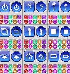 Power five mace window brush media stop download vector