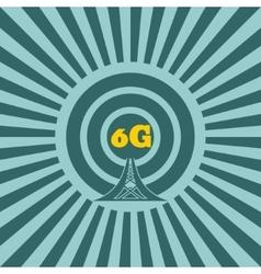 Wi Fi Wireless Network Symbol vector image