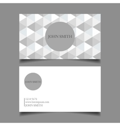 Abstract patterns cards vector
