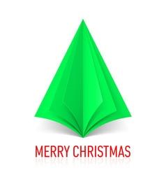 Merry christmas corner paper 22 vector