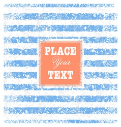 Nautical background with text xs vector