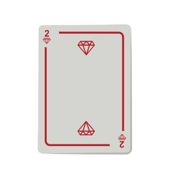 Casino poker cards vector