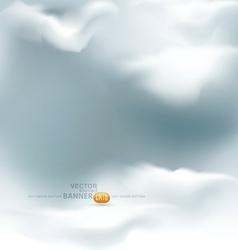grey sky vector image