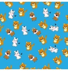 a Cute Bear vector image