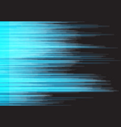 Digital glitch background distorted signal big vector