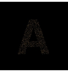 Magic a letter vector