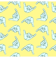 Funny seamless pattern vector