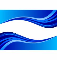 Wave background vector