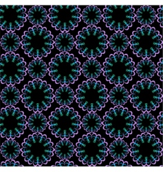 Lacy pattern vector