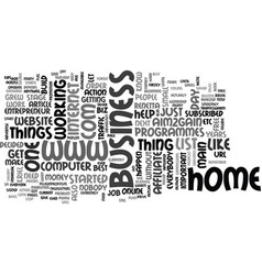 aimgain text word cloud concept vector image vector image