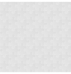 seamless puzzle background vector image vector image