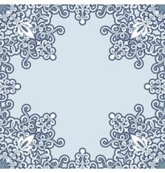 Swiry frame vector image