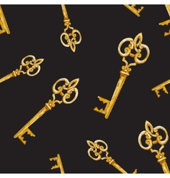 Keys pattern vector