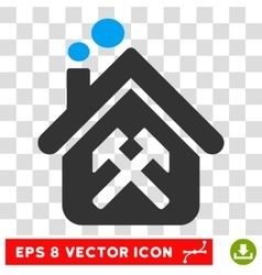 Workshop eps icon vector