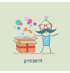 Present vector