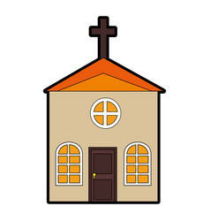 Church icon image vector